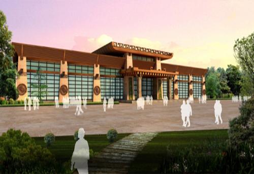 湖北田园牧歌规划设计