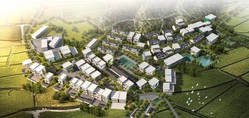 靖安雷家古村规划设计