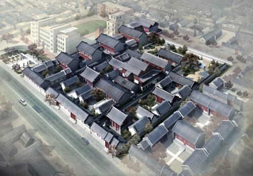 安徽合肥会馆规划设计