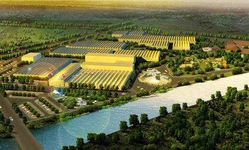 仙盖山生态农业观光园