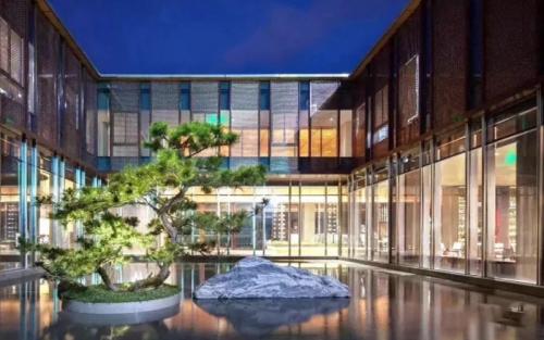 梅玲度假民宿酒店设计