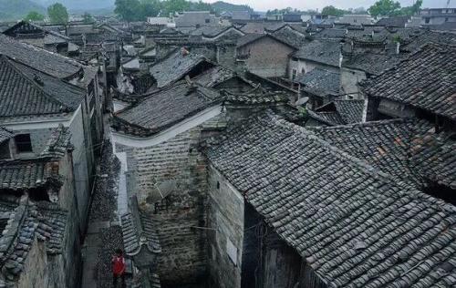 安义传统民居修缮设计