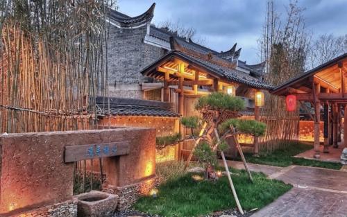 吉安吉州窑乡村改造
