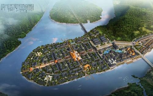 西安梦回大唐文旅小镇