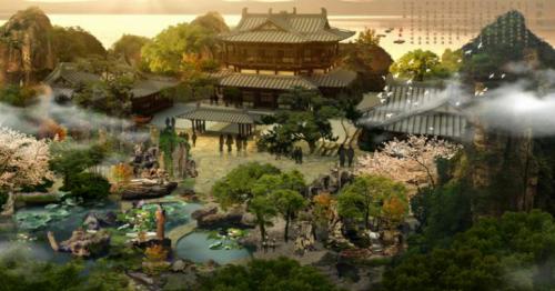 江苏阳澄湖文旅生态园