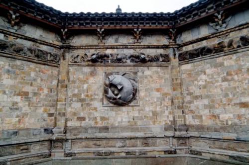 一个传世的古建筑是怎么盖出来的?