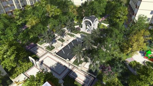 园林景观工程设计需要很长的工作周期