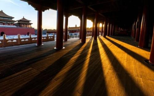 常识|中国古建筑有哪些类别之宫殿篇
