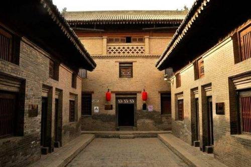 视野:中国传统建筑民居发展脉络及类型