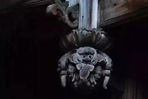 【古建艺术】古建垂花,美于匠心