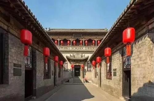 【营造学堂】中华古建文化之晋派