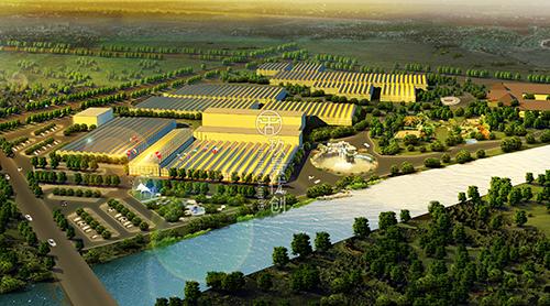 生态园规划设计公司如何推动生态农业文旅乡村振兴发展