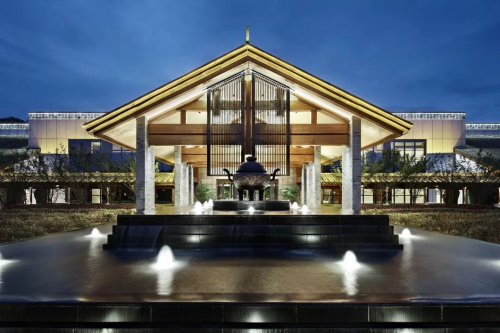 集康养、休闲、生态型的豪华度假酒店落地设计方案