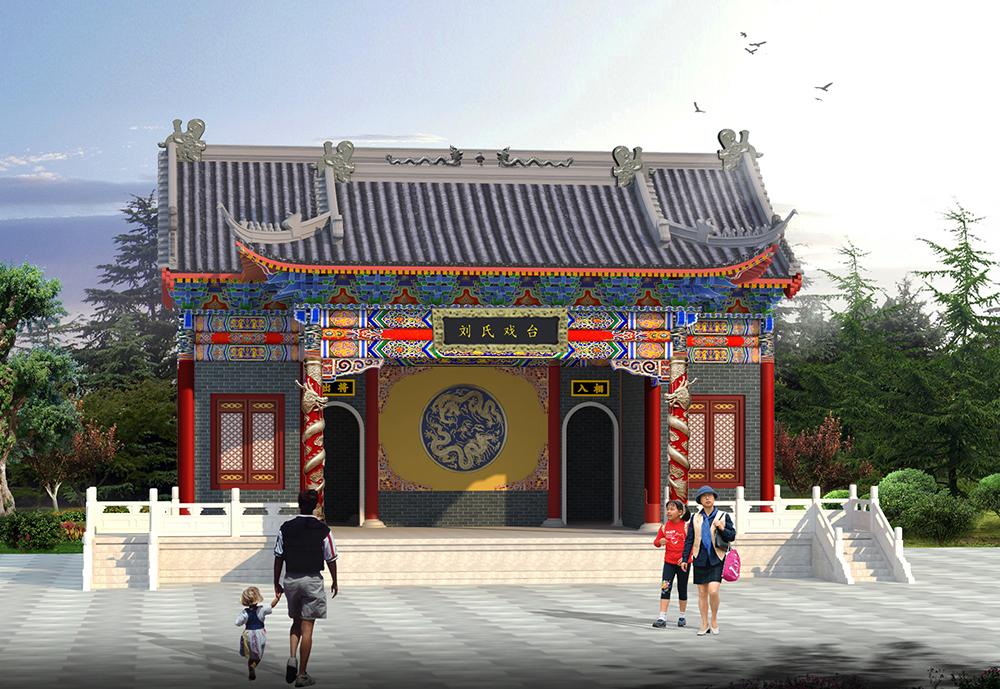 吉安圳头古村项目