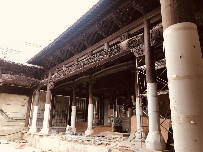 传统村落保护规划文物修缮设计
