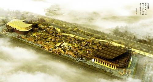 昆山生态园规划设计