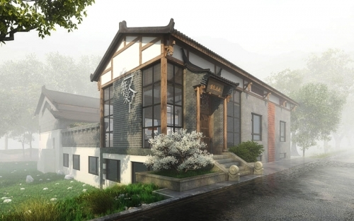 無棠精品民宿酒店设计