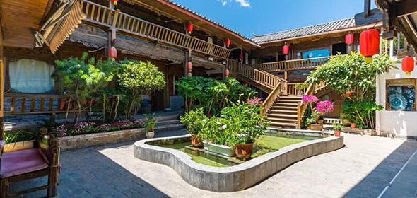 贵州镇远民宿设计项目