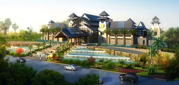 民宿酒店规划设计