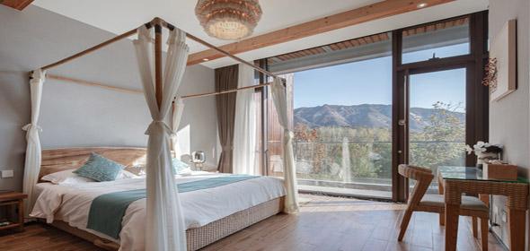 成都温泉谷度假酒店设计