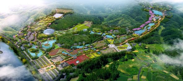 湖南长沙望城乡村规划